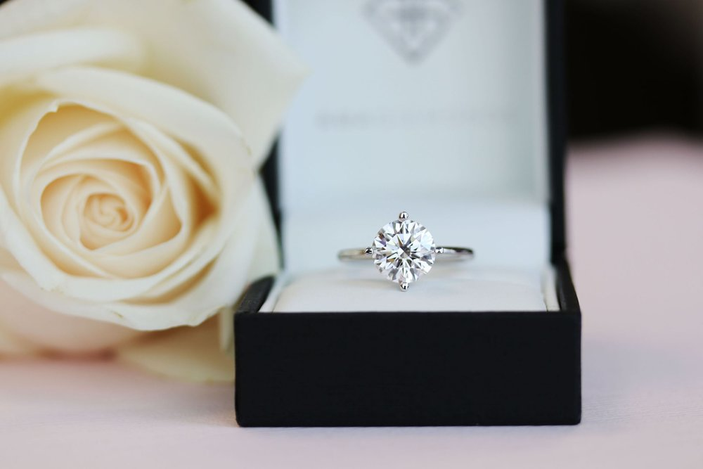 BESPOKE ENGAGEMENT RINGS   AS UNIQUE AS YOUR LOVE
