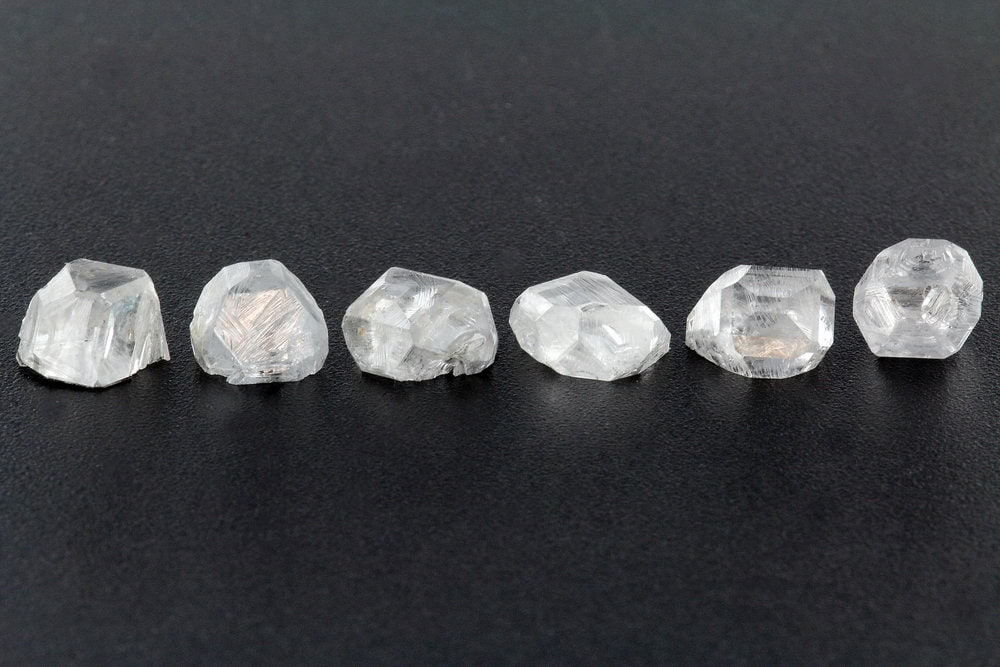 PURE DIAMONDS   Proudly grown in a laboratory