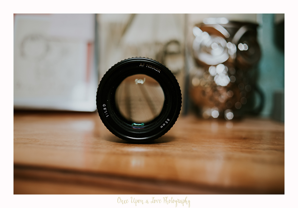 This is how your lens should look when you are ready to start freelensing.