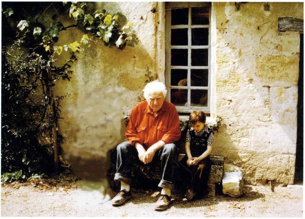 Alexander Calder and Eric Mourlot