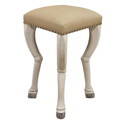 Noir Clara Bar Stool