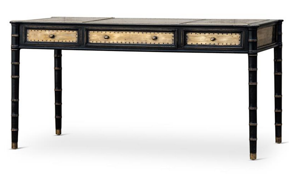 Source: Van Thiel & Co. desk via  Kathy Kuo Home