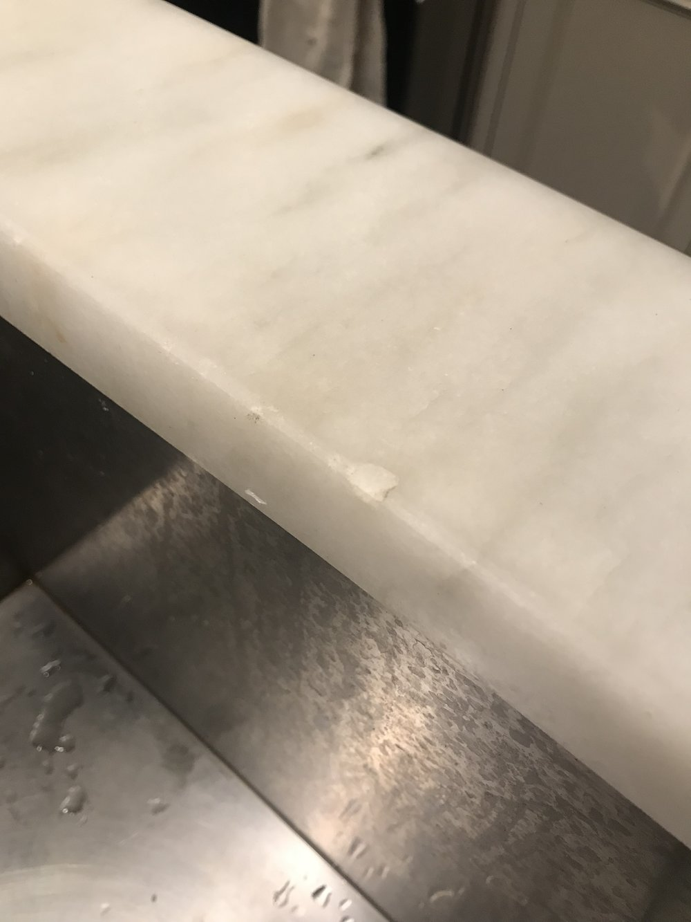 Anyone Out There Have Honed Marble Countertops And NOT Feel The Same Way I  Do? If Your Experience Has Been Different, What Did You Not Like About ...