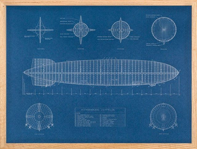 Hello, old friend. Letterpress prints still available at  www.twentytwoteeth.com  #originaldrawings #letterpress #prints #art #design #hindenburg #zeppelin