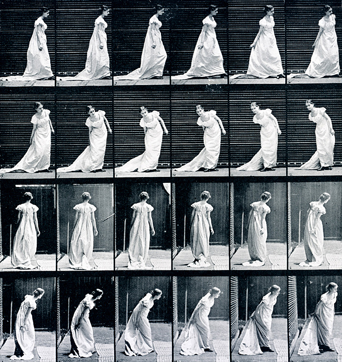 From Edweard Muybridge's motion studies.