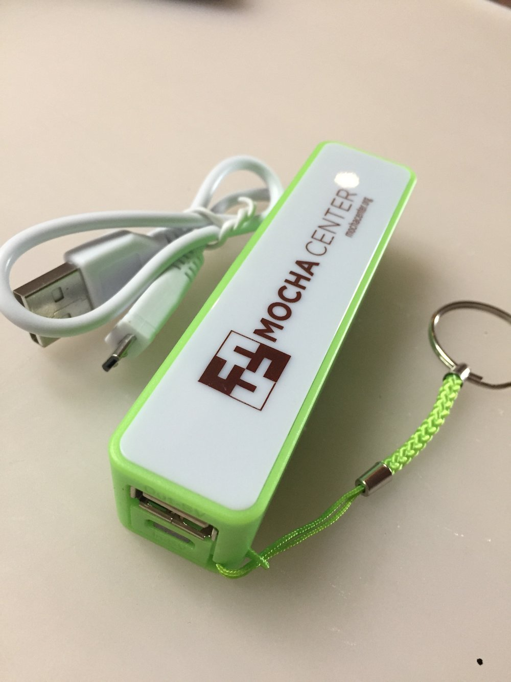 Promo Portable Charger