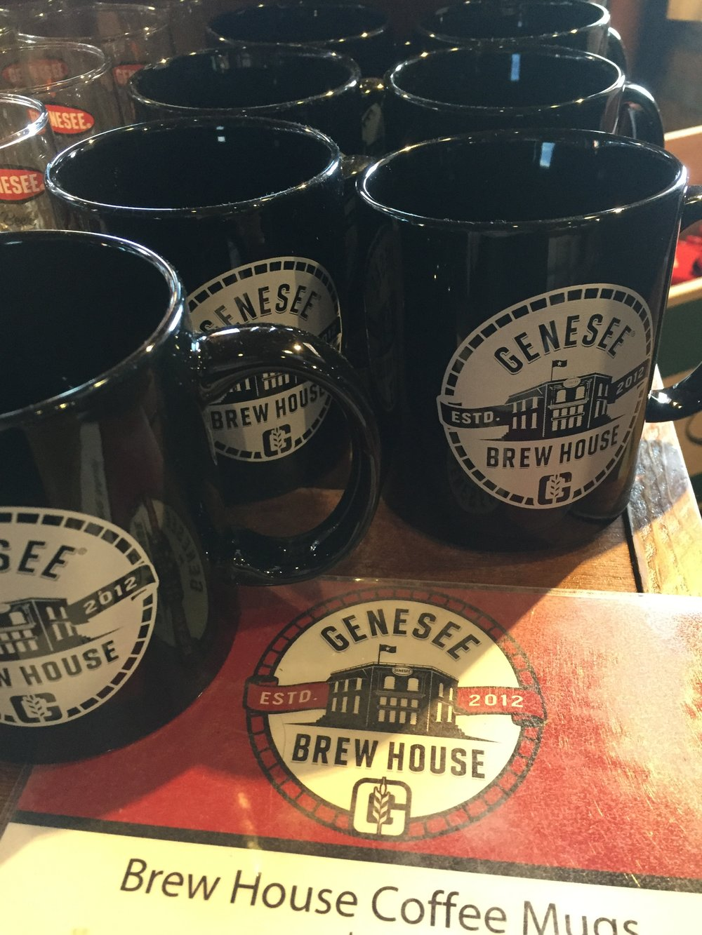 Genesee Brew House Coffee Mugs