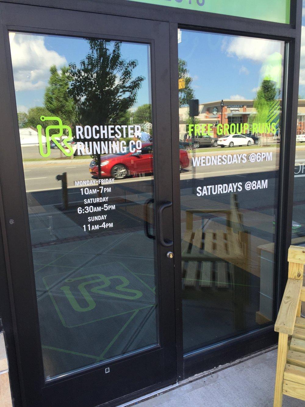 Rochester Running