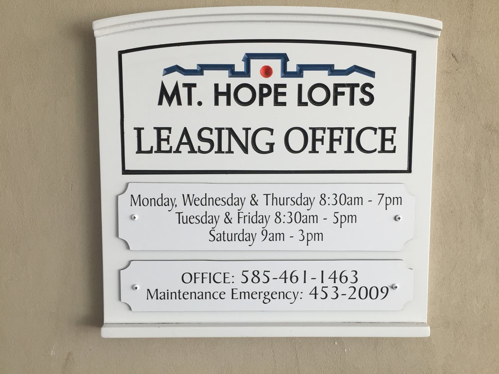 MT Hope Lofts