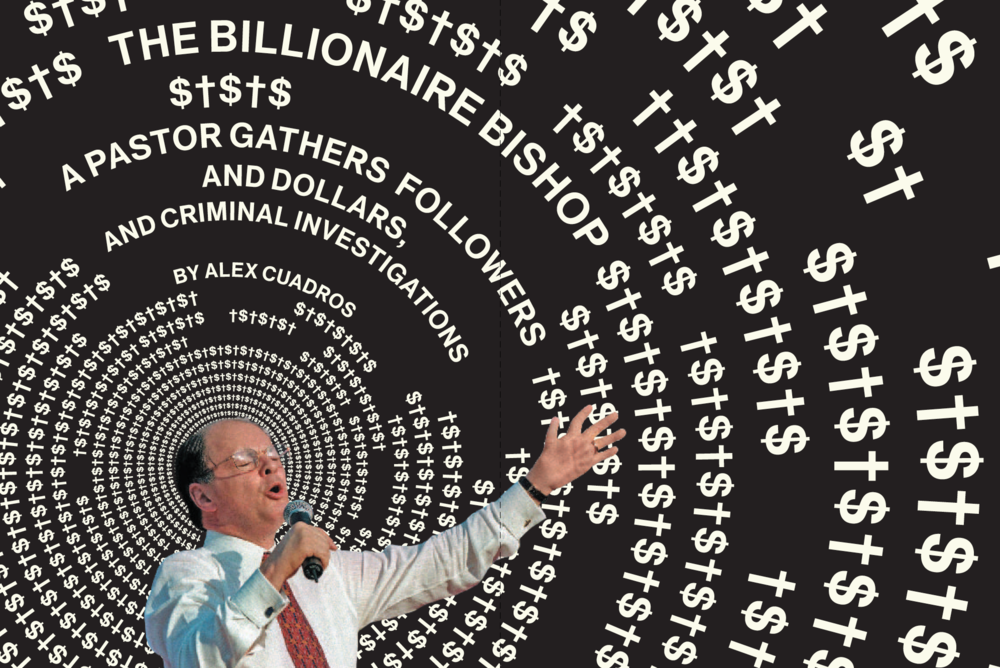 Bloomberg Businessweek - The Billionaire BishopA profile of Edir Macedo. Picked up by Longform