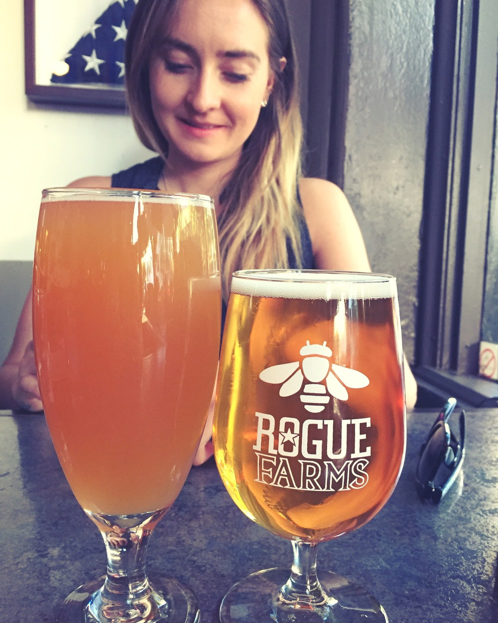 Rogue Brewery, Portland Oregon Beer and Food Tour Review