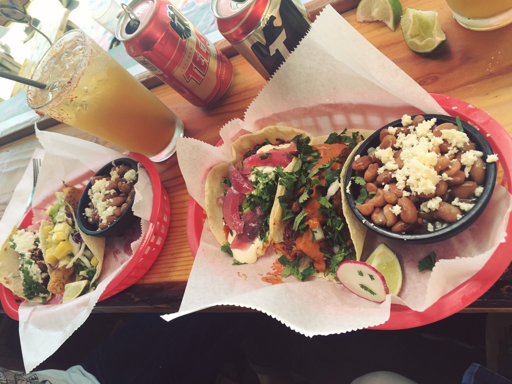 Por Que Non Mexican Food Tacos Review Portland Oregon