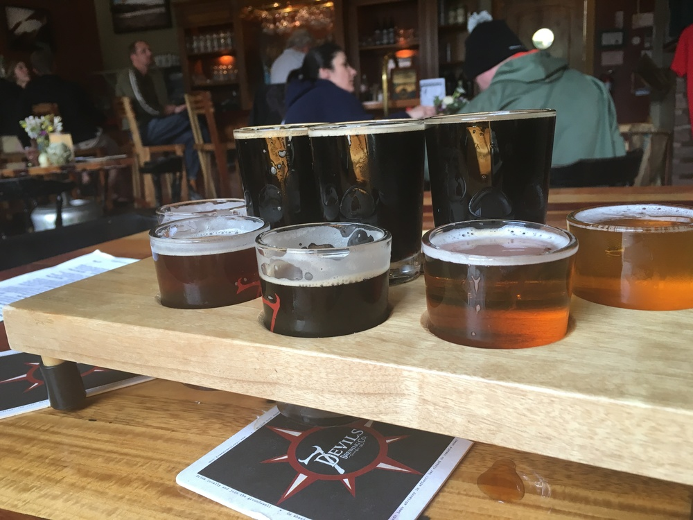 Portland Oregon Brewery and Food Tour Microbreweries Beer Fat Head Brewery