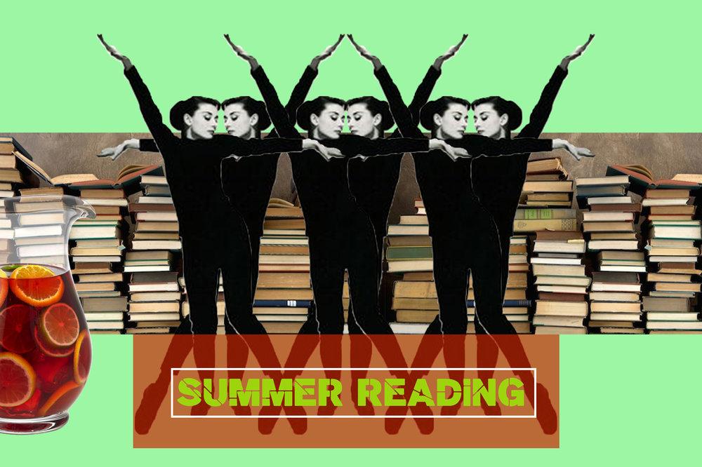 summer reading, literature, dostoyevsky, vonnegut
