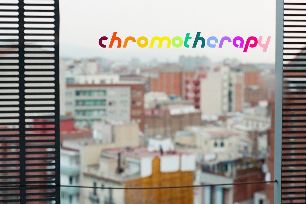 chromotherapy, colour therapy, color therapy, color, colour