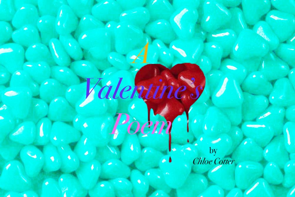 valentine's day, valentine's day 2017, love poem, chloe cotter