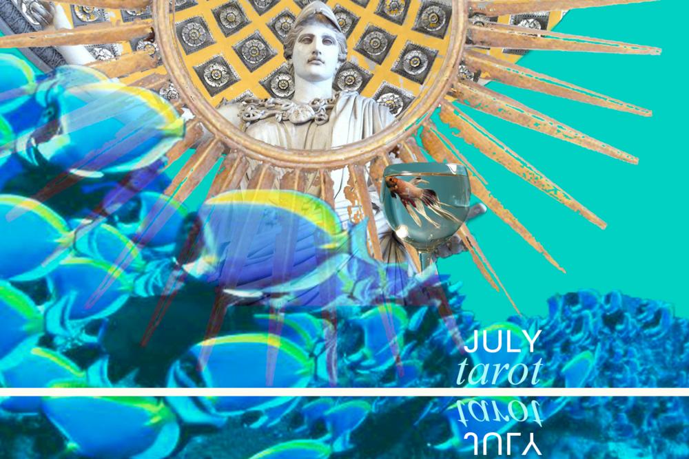 july tarot, astrology, the kitten life, susan miller, the tarot, tarot cards