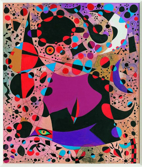 joan miro, barcelona, catalonia, spain, spanish art, catalonian art