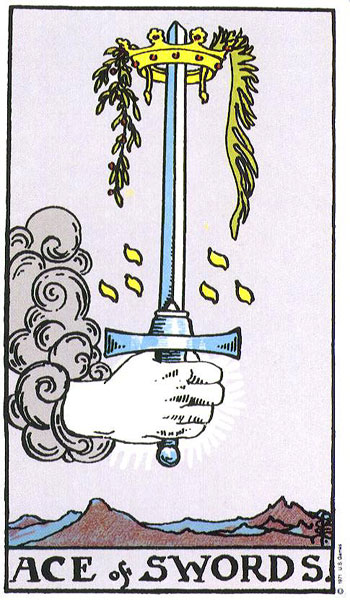 ace of swords, tarot, the universe, susan miller, the kitten life