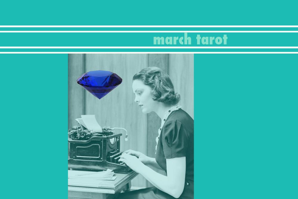 march 2018, march tarot, march astrology, march horoscope, 2018, rider waite, tarot cards, biddy tarot, pentacles, zodiac