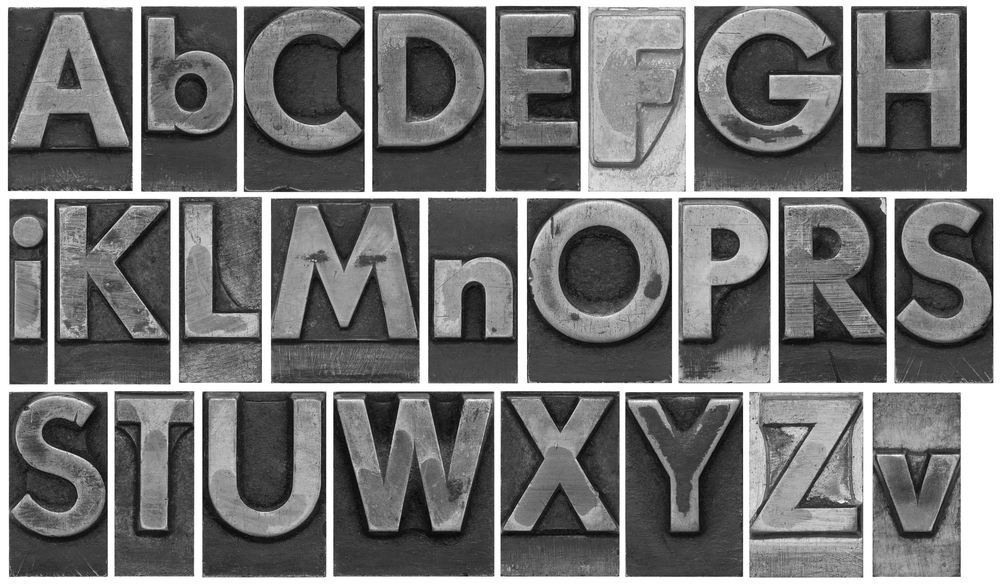 Alphabet image