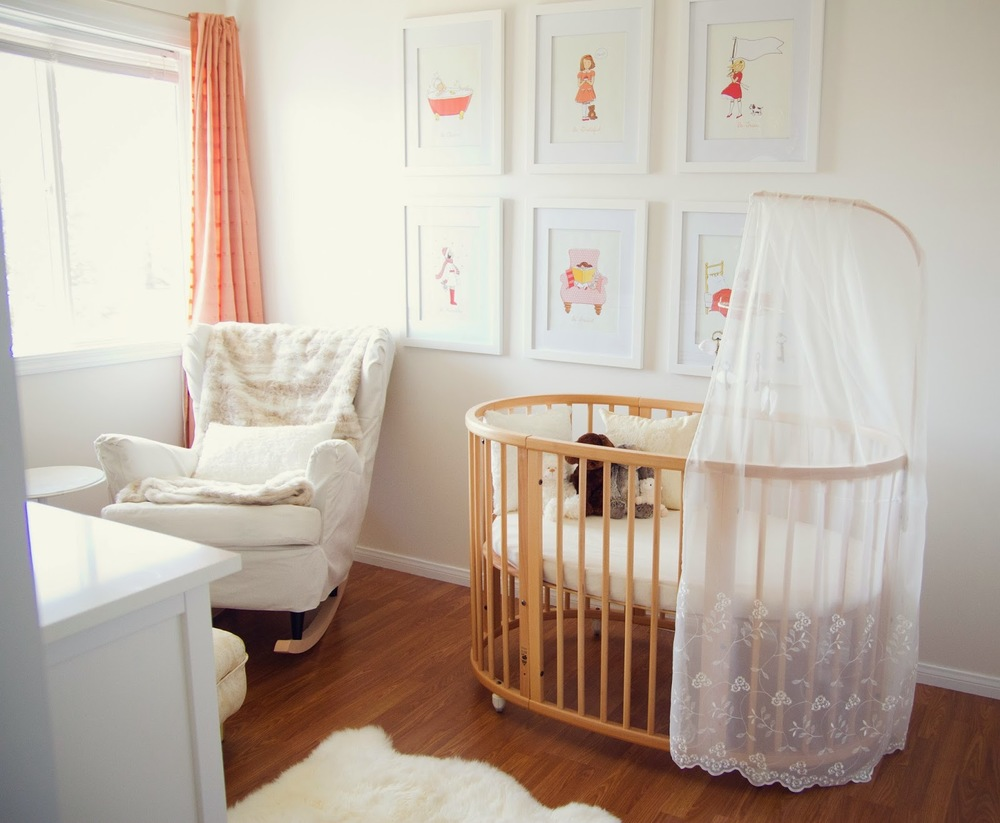 Baby cribs kijiji calgary - It Involved A Lot Of Projects Like A Canopy Mobile Crib Sheets Pillow Cases Curtains A Slip Cover Reupholstering An Ottoman Spray Painting Frames