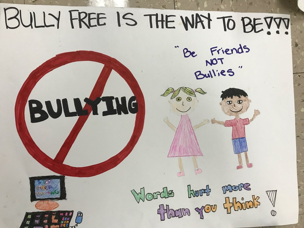 "Peer Mediation ""Stop Bullying Campaign"
