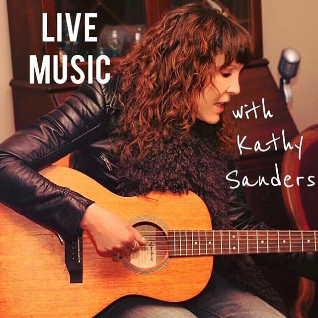 Check out my website kathysandersmusic.com for all the updates to my upcoming shows!!