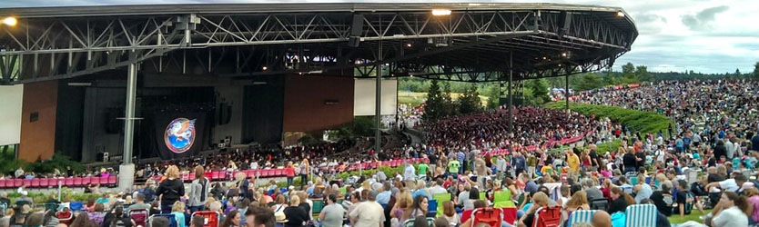 WHITE RIVER OUTDOOR AMPHITHEATER