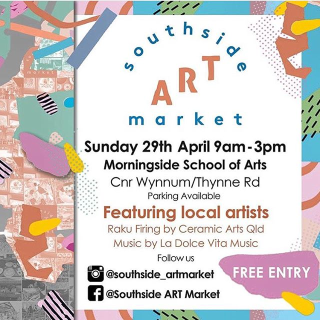 Getting ready for the @southside_artmarket next Sunday! I'm looking forward to another fantastic market day! #ssartmarket #msa4170 #art #brisbane #artists #handmade #mothersday #giftsforher