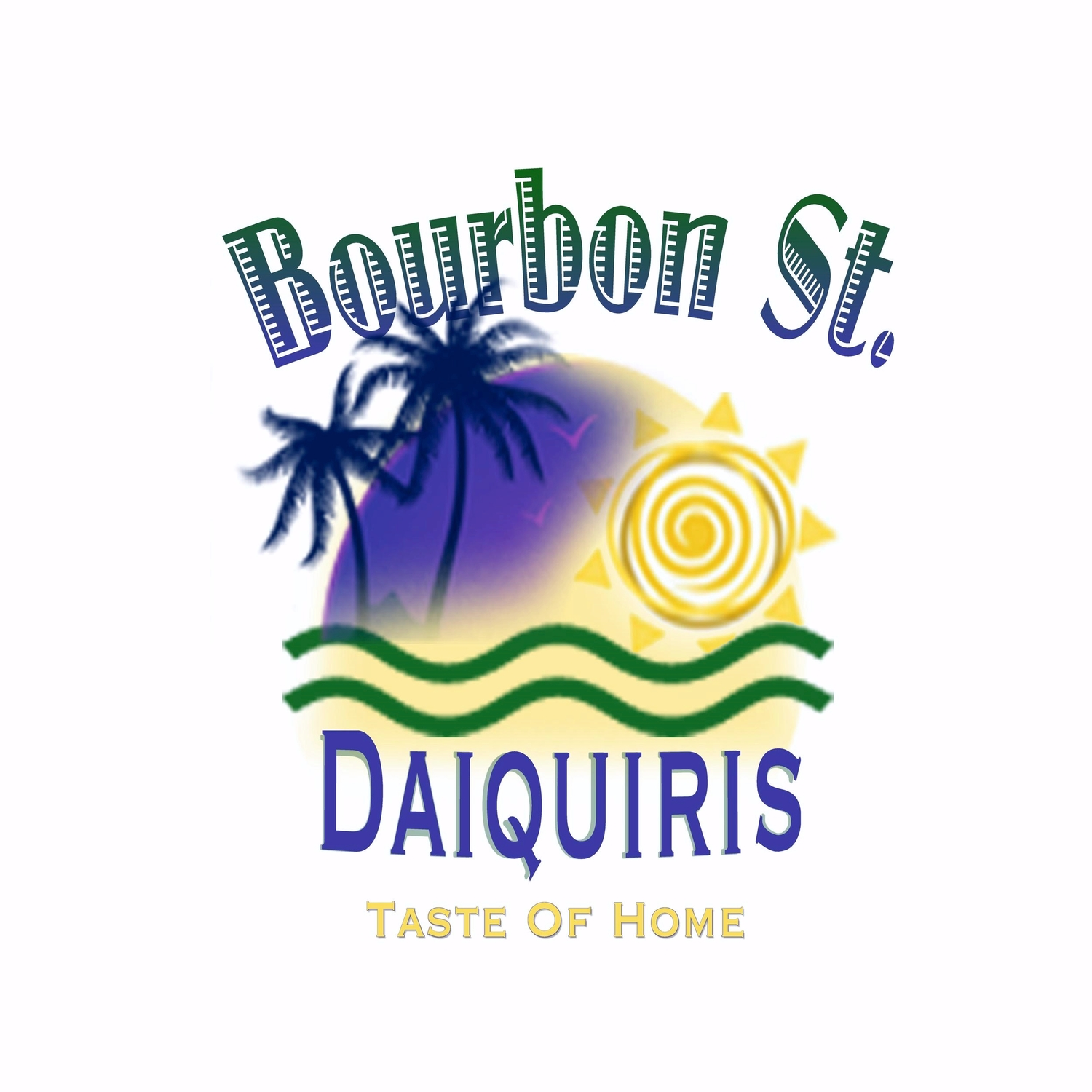 Bourbon Street Daquiris