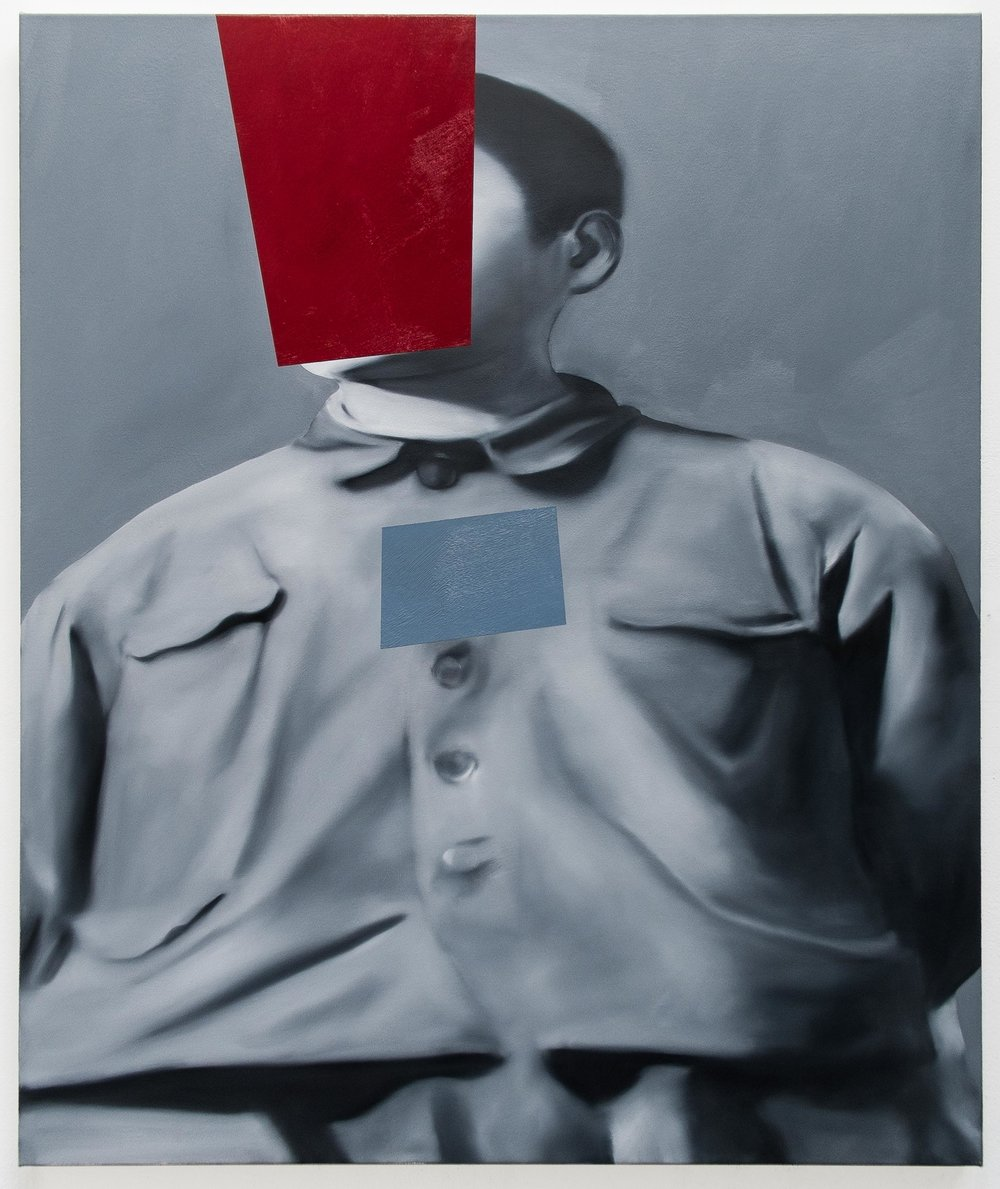 2019  Oil on canvas  120cm x 100cm