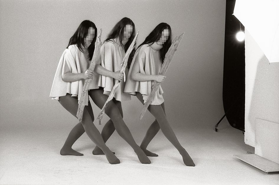 Dance Gorgon Style II, 2012