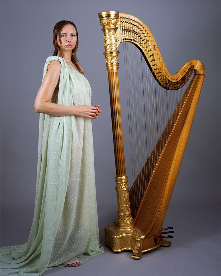 Greasy Harpist, 2010