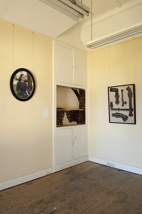 Installation view, Cockatoo Island, 2010