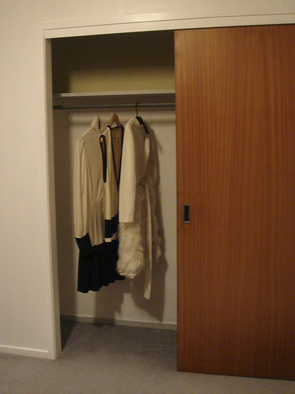 3 Beige Garments, 2006