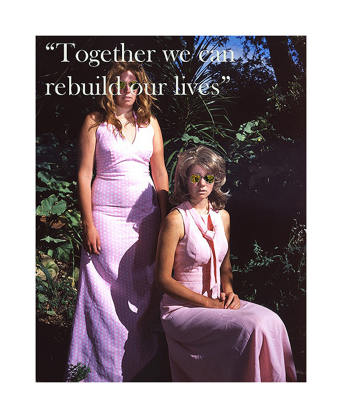 Together We Can Rebuild Our Lives, 2005