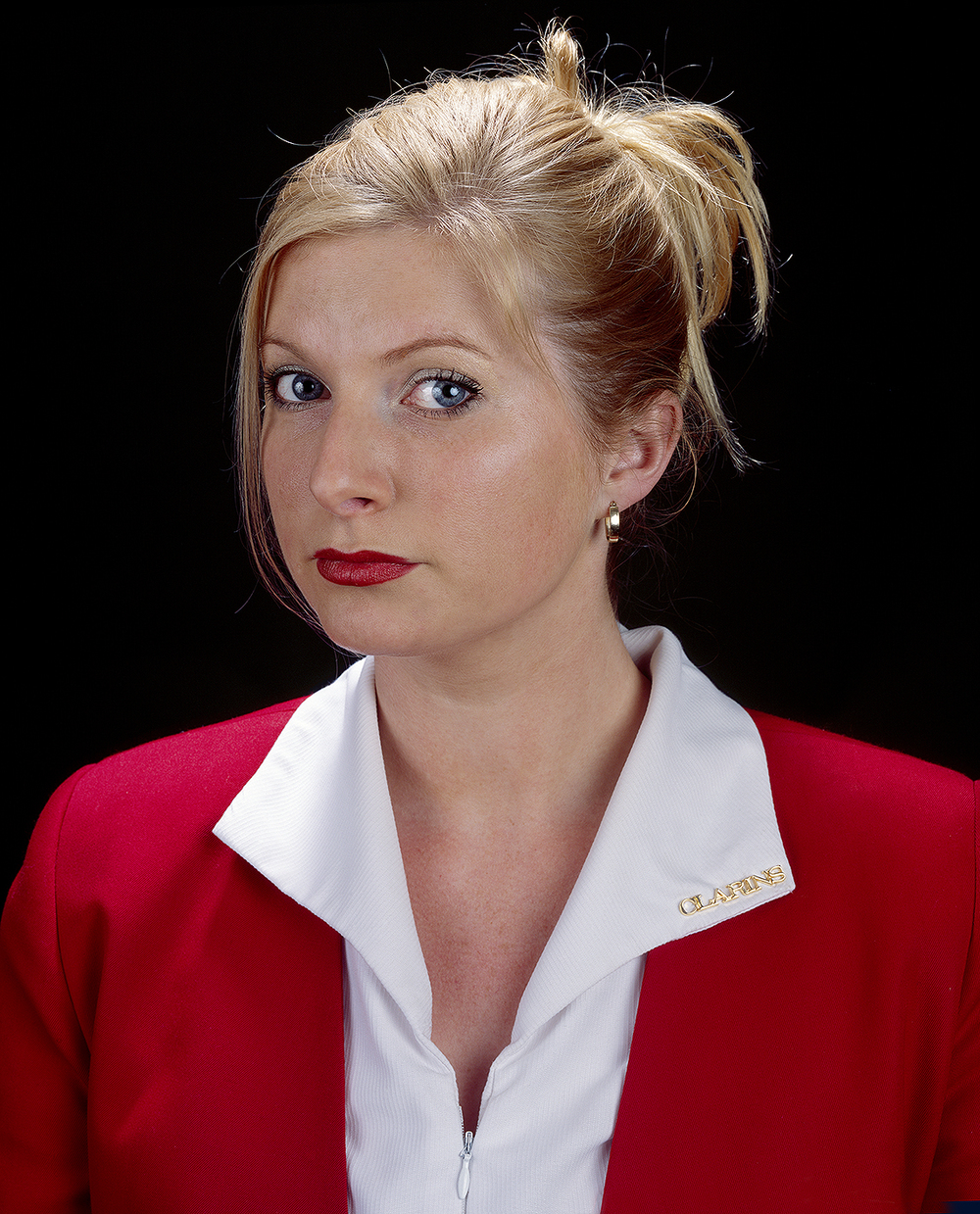 Counter Manager, Clarins, 2002
