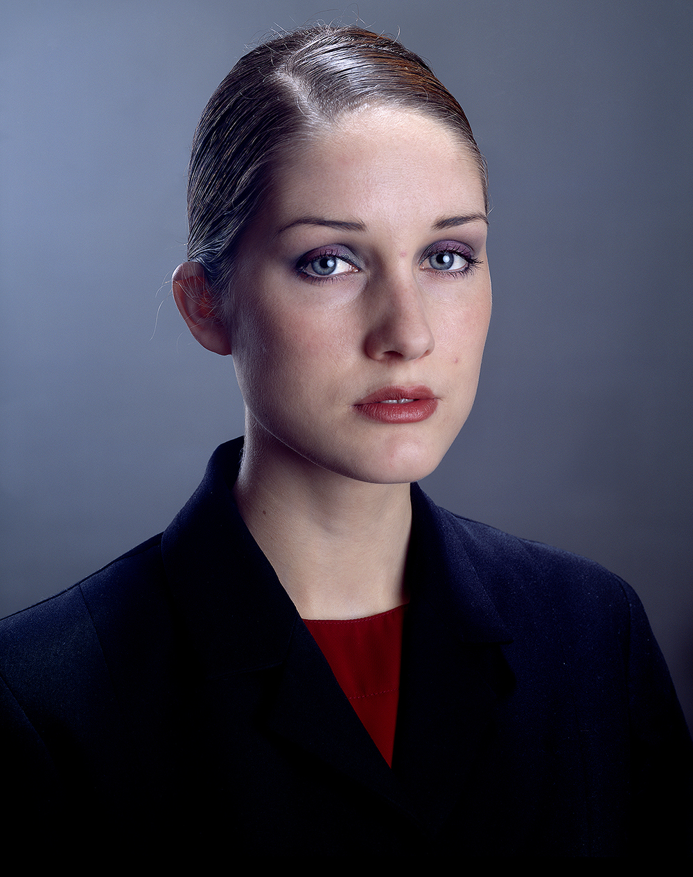 Cosmetician, Shiseido, 2002