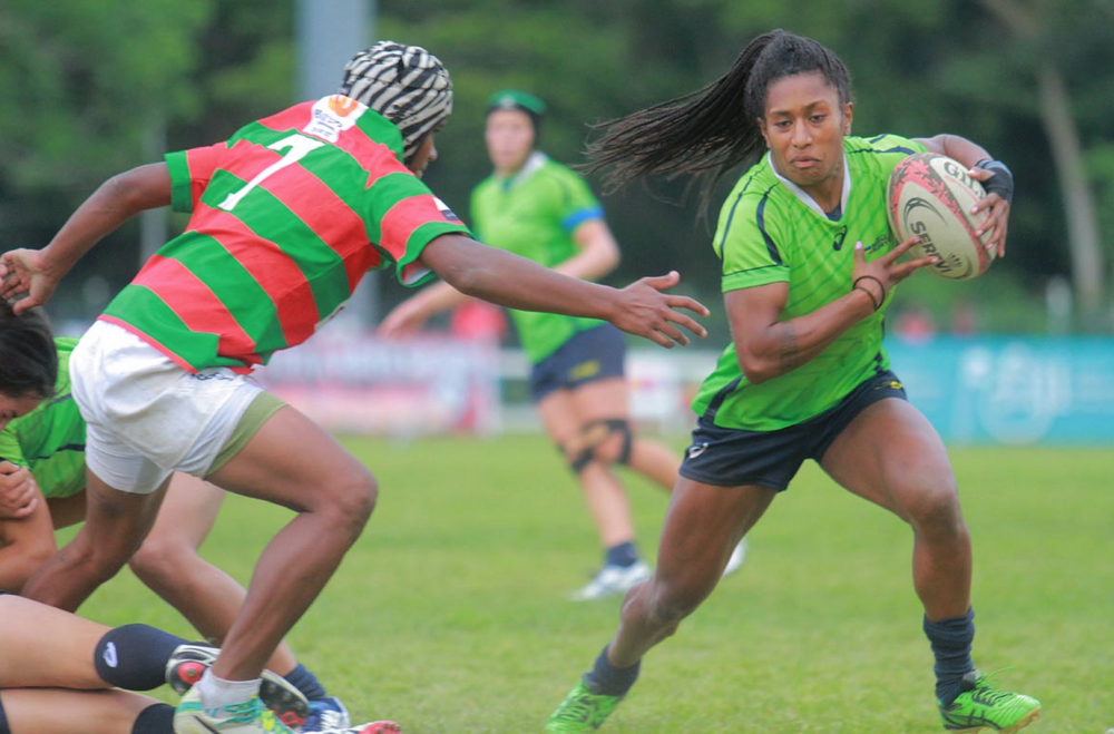 Fiji Sevens players are considered international greats and dazzle with their skill.
