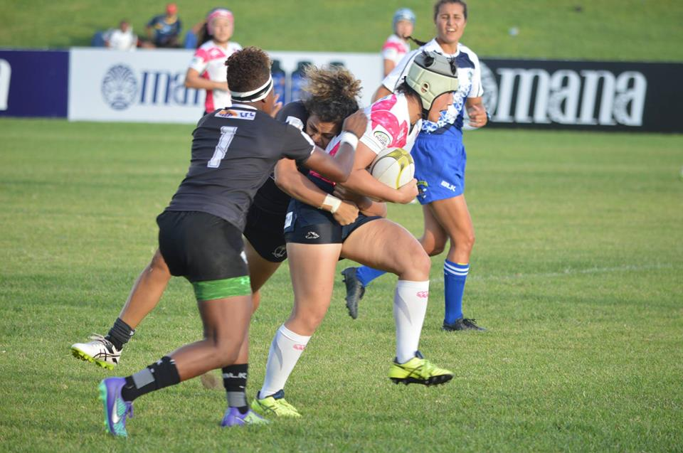 Fiji Women On Fire On Home Soil