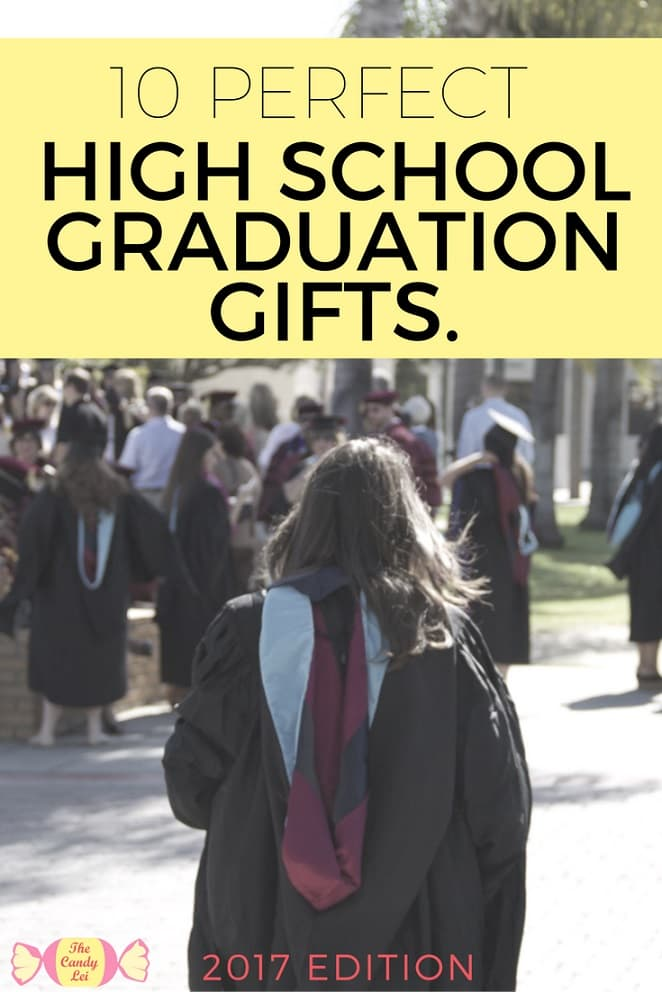 High school graduation gifts your grad is sure to love.