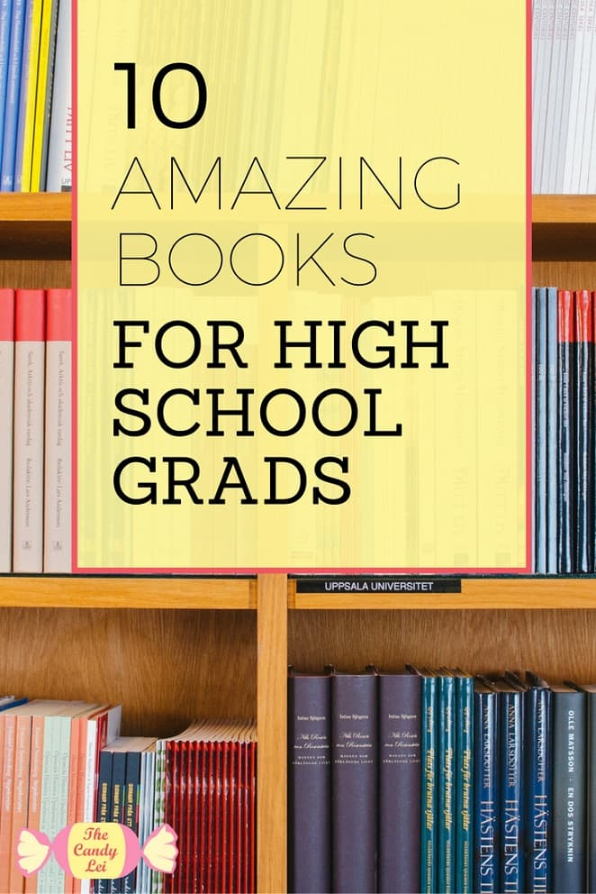 Check out these 10 great books for high school grads