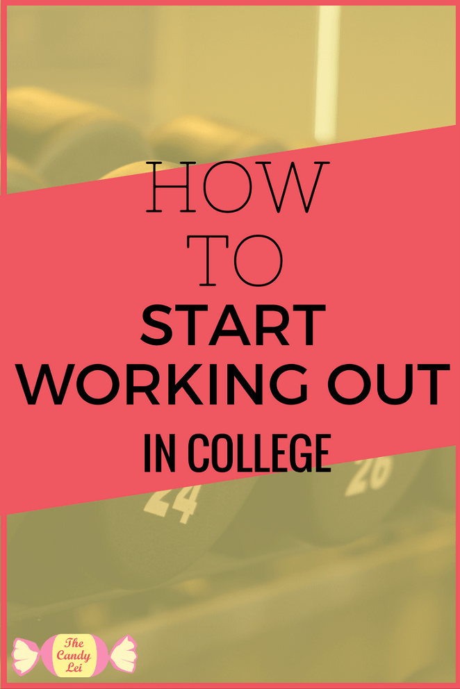 My first two years of college I didn't work out at all. But my last two years went so much better. I wish I had learned a few of these tips sooner.