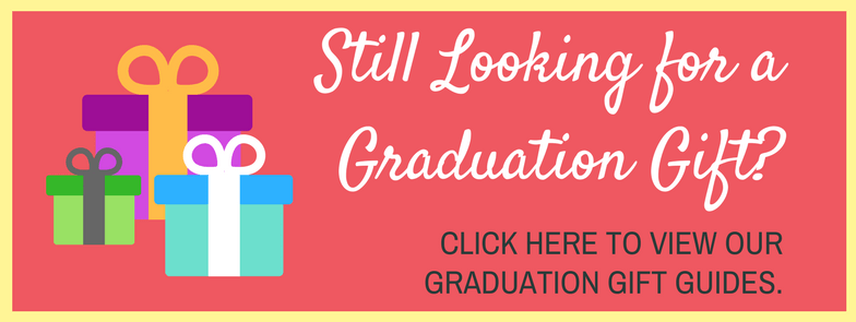 Looking for the perfect graduation gift? Check out our graduation gift guides.