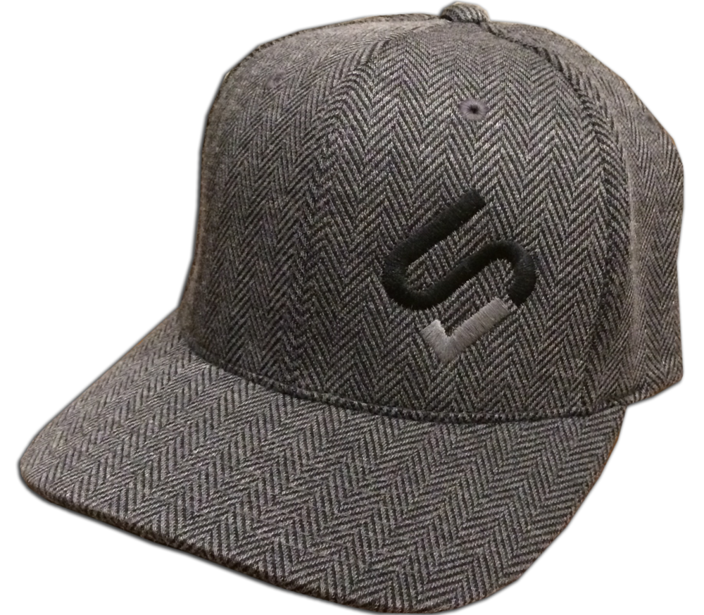 Fitted Dark Grey
