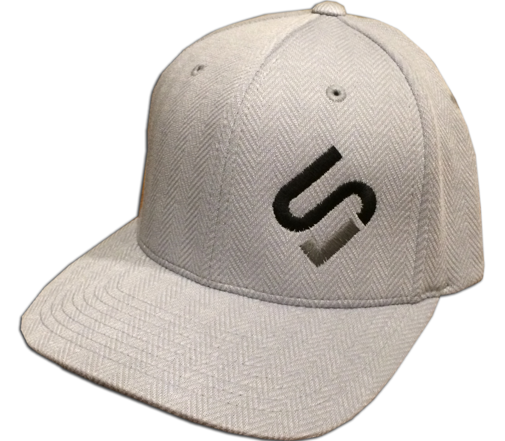 Fitted Light Grey