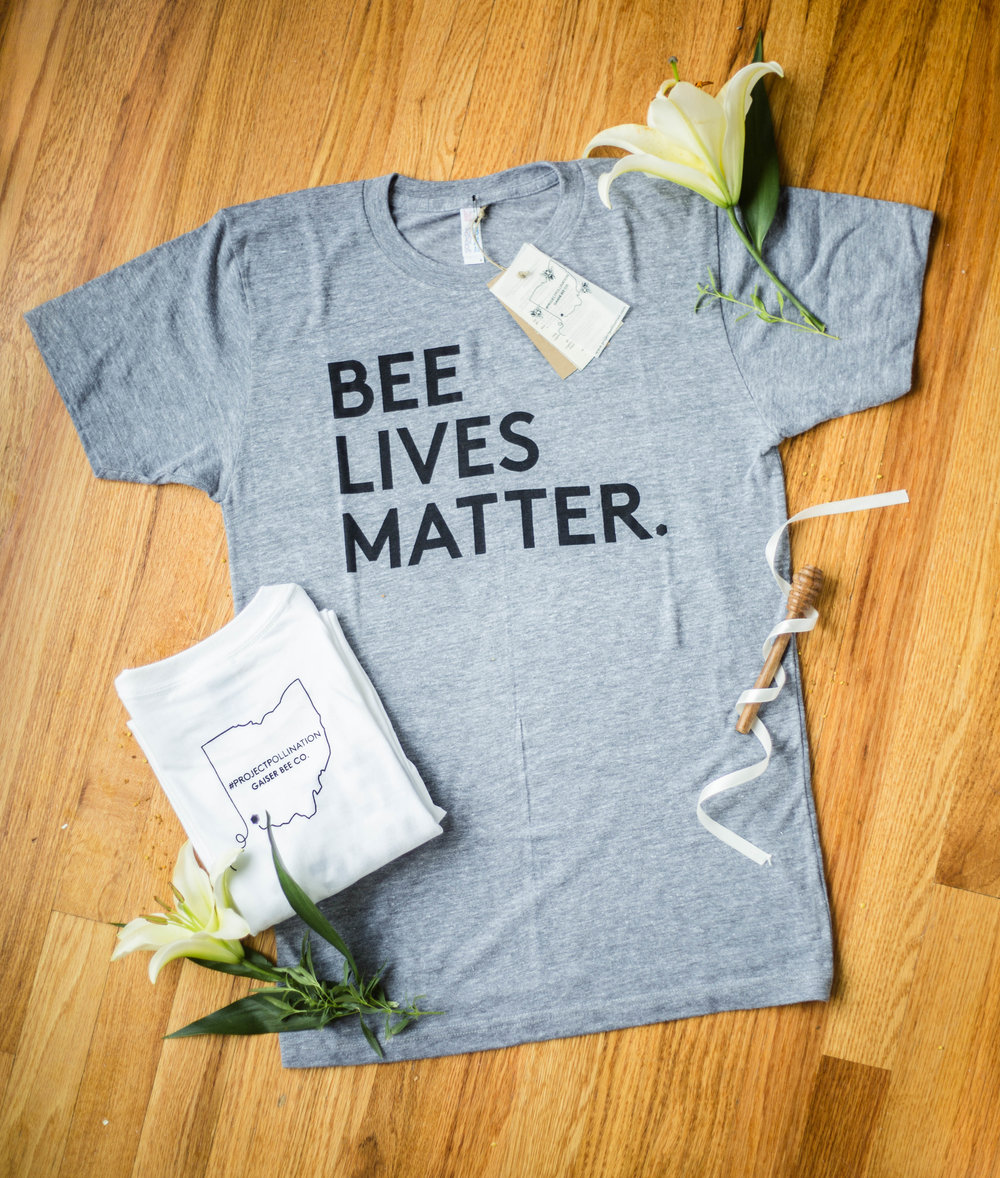 bee lives matter shirt tri blend.jpg