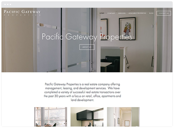 Pacific Gateway Properties   •  San Jose