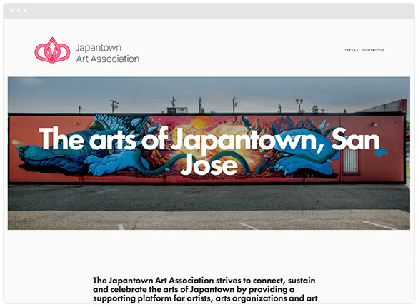 Japantown Art Association   •  San Jose